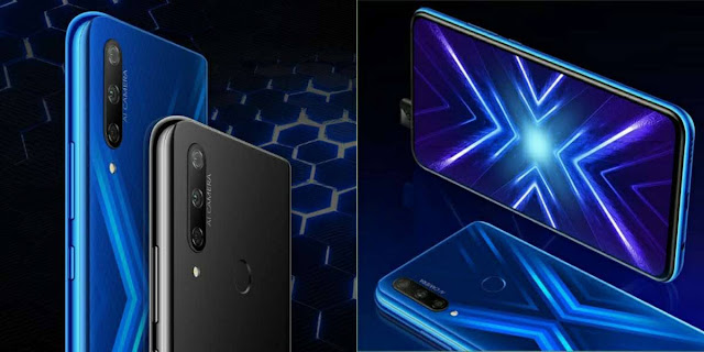 Honor 9x Launch Date In Indi, Honor 9x price in india
