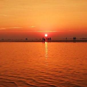 Chandipur Sea Beach