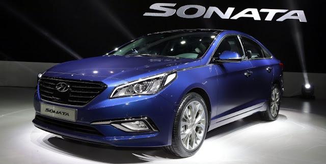 """Phong cách """"điêu khắc dòng chảy 2.0"""" trên Hyundai Sonata"""