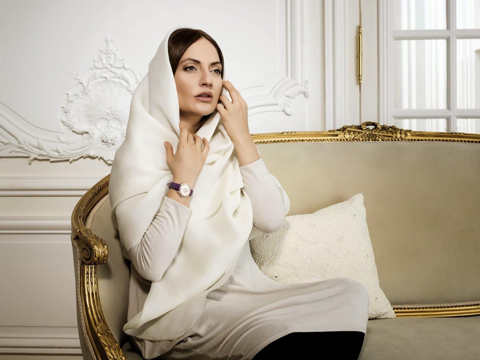 Mahnaz Afshar: Ambassadress of Champs Élysées