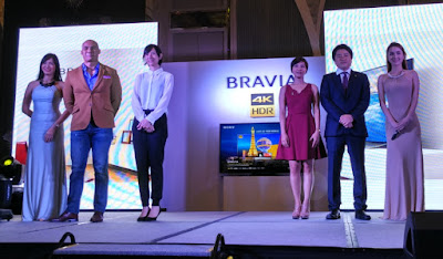 Sony Philippines Launches New BRAVIA 4K HDR TVs, Partners with Heima for Awesome Showrooms