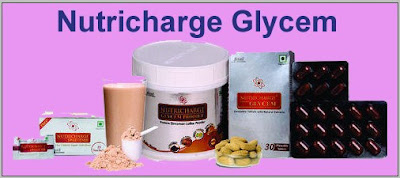 Nutricharge Glycem Info