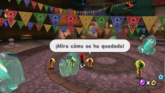 Capturas Super Mario Galaxy 2011 PC Full ISO DVD 5