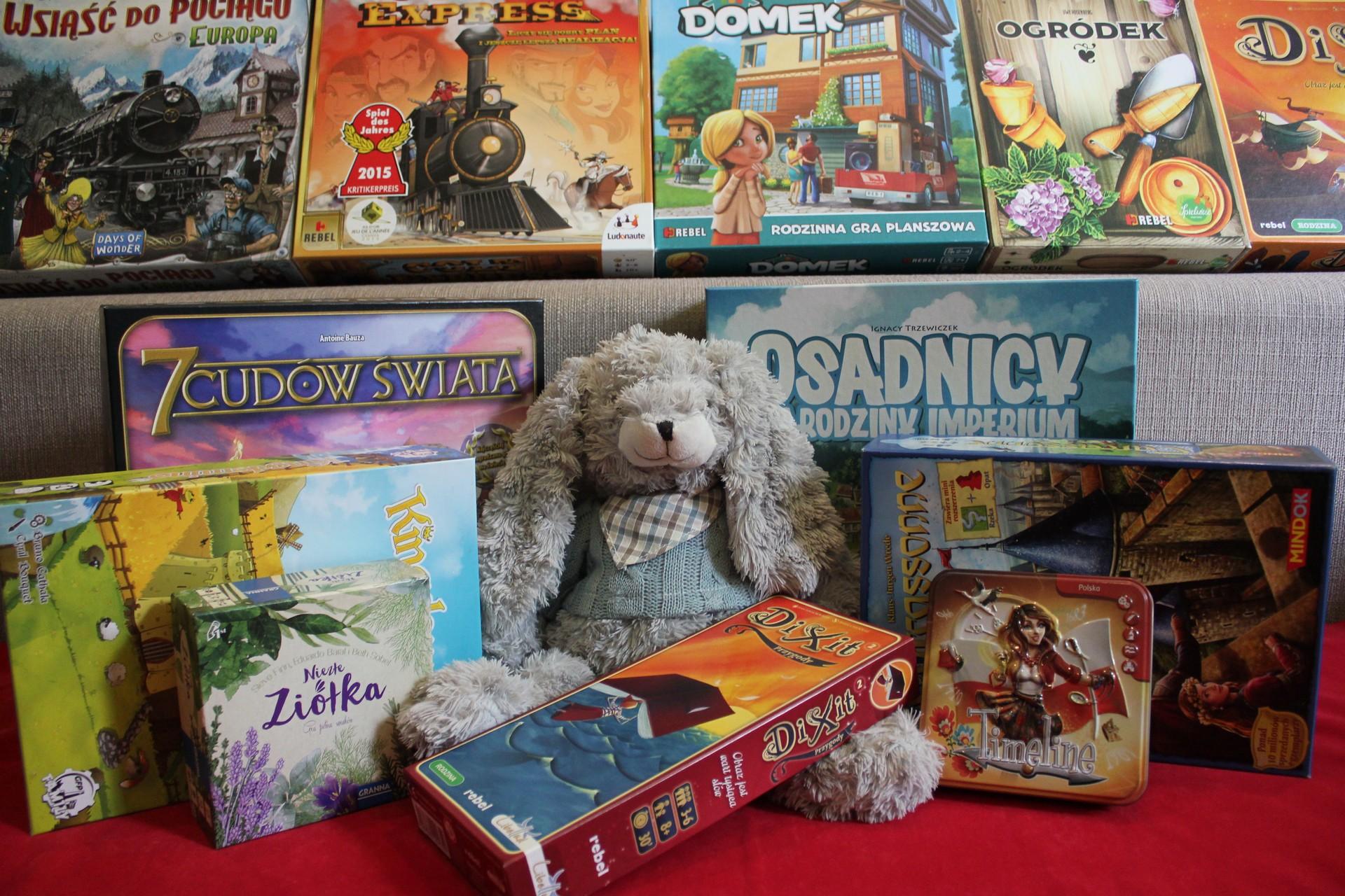 Słownik pojęć z gier planszowych. Co trzeba wiedzieć?