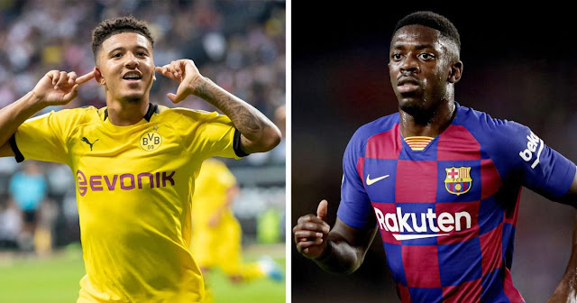 Sancho and Dembele