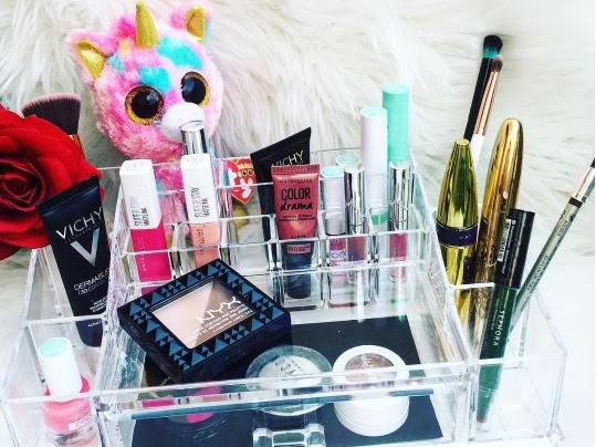 Make-up in ordine!SCATOLA PORTA TRUCCO SHEIN!