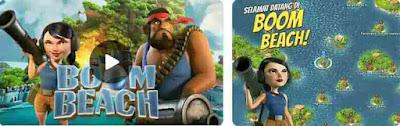 Game Mirip Clash Royale - Boom Beach