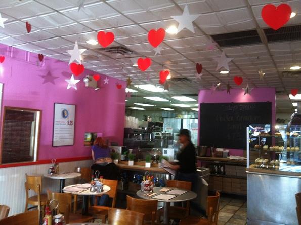 Burgers & Cupcakes New York