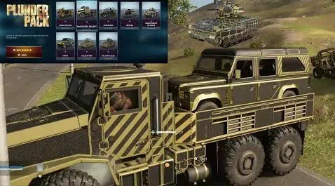 Cara Mendapatkan Skin Gold Vehicle di Call of Duty Warzone-2