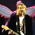Música | Documento escrito a mão, lista 50 discos preferidos de Kurt Cobain