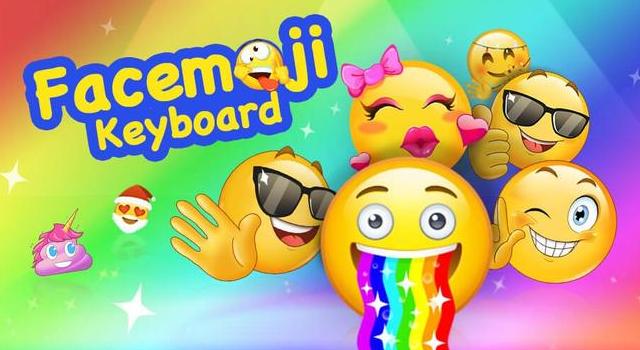 Facemoji emoji keyboard apkpure 2019: Cute, Gif, Emoji