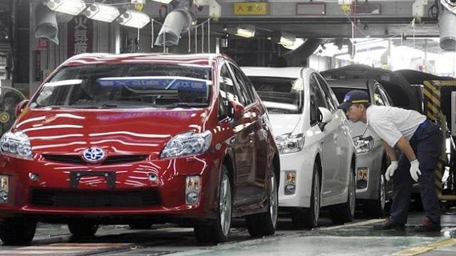 Japanese auto giant Toyota Motor Corporation recalls over 3 million faulty vehicles