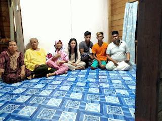 Bantu Warga Evakuasi Korban Lakalaut, Ini Pemaparan Kasatpolairud Polres Lingga