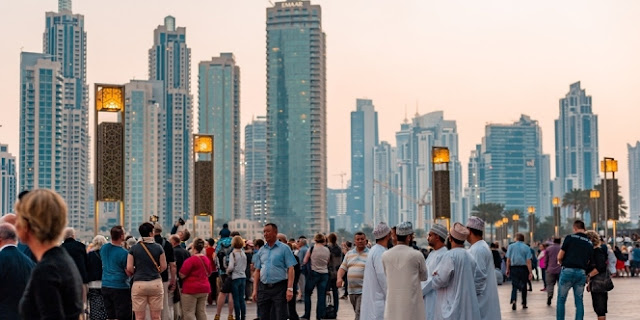 852 Orang Masuk Islam di Dubai Selama 3 Bulan Pertama 2020, Allahu Akbar!