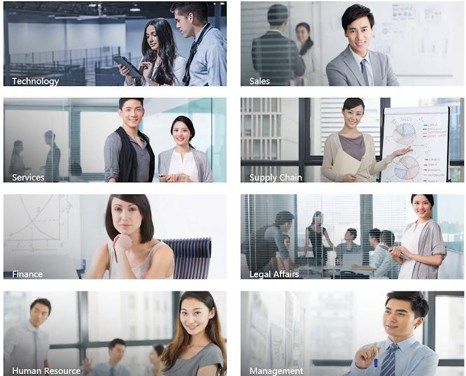 Huawei Mobile Company Jobs