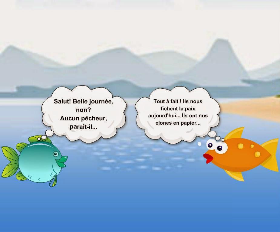 la classe de fran ais poisson d 39 avril quelques expressions avec le mot poisson types de poissons. Black Bedroom Furniture Sets. Home Design Ideas
