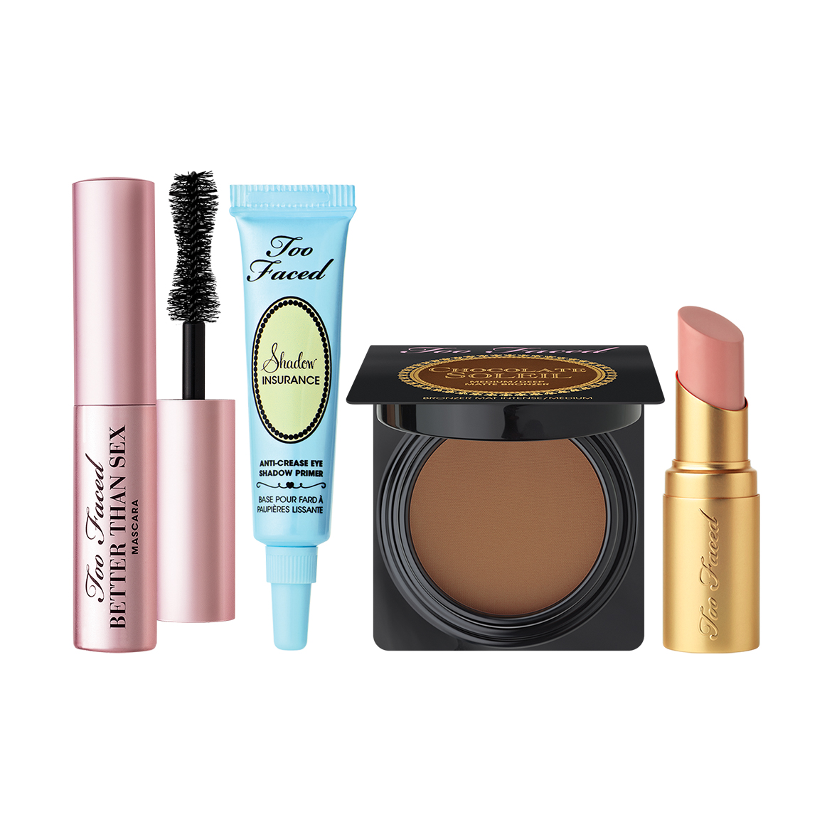 Makeup And Cosmetics Sale Too Faced Beauty Expert Darlings Travel Set