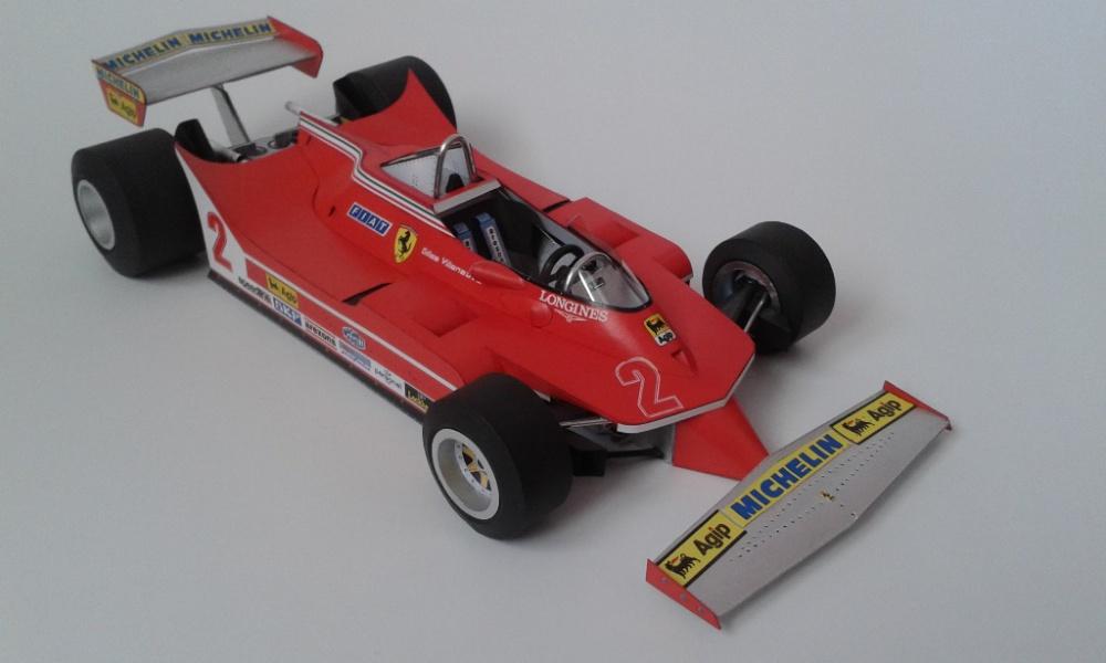 Ferrari 312T5 Jody Scheckter & Gilles Villeneuve 1980 (Yanno)
