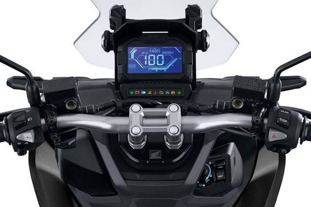 Jatuh hati dengan Honda ADV 150 Malaysia