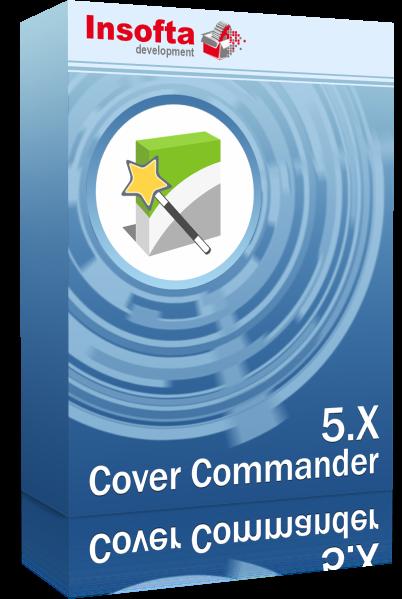 Resultado de imagen para Insofta Cover Commander 5