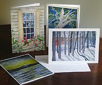Art Quilt Greeting Cards for sale