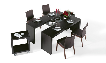 15 Modern Dining Tables and Creative Dining Table Designs.