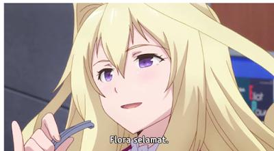 Download Anime Gakusen Toshi Asterisk Season 2 Episode 8 Subtitle Indonesia