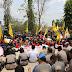 Usai UNRAS Mahasiswa dan Polisi  Lampura, Gelar Sholat Ghaib dan Doa Bersama