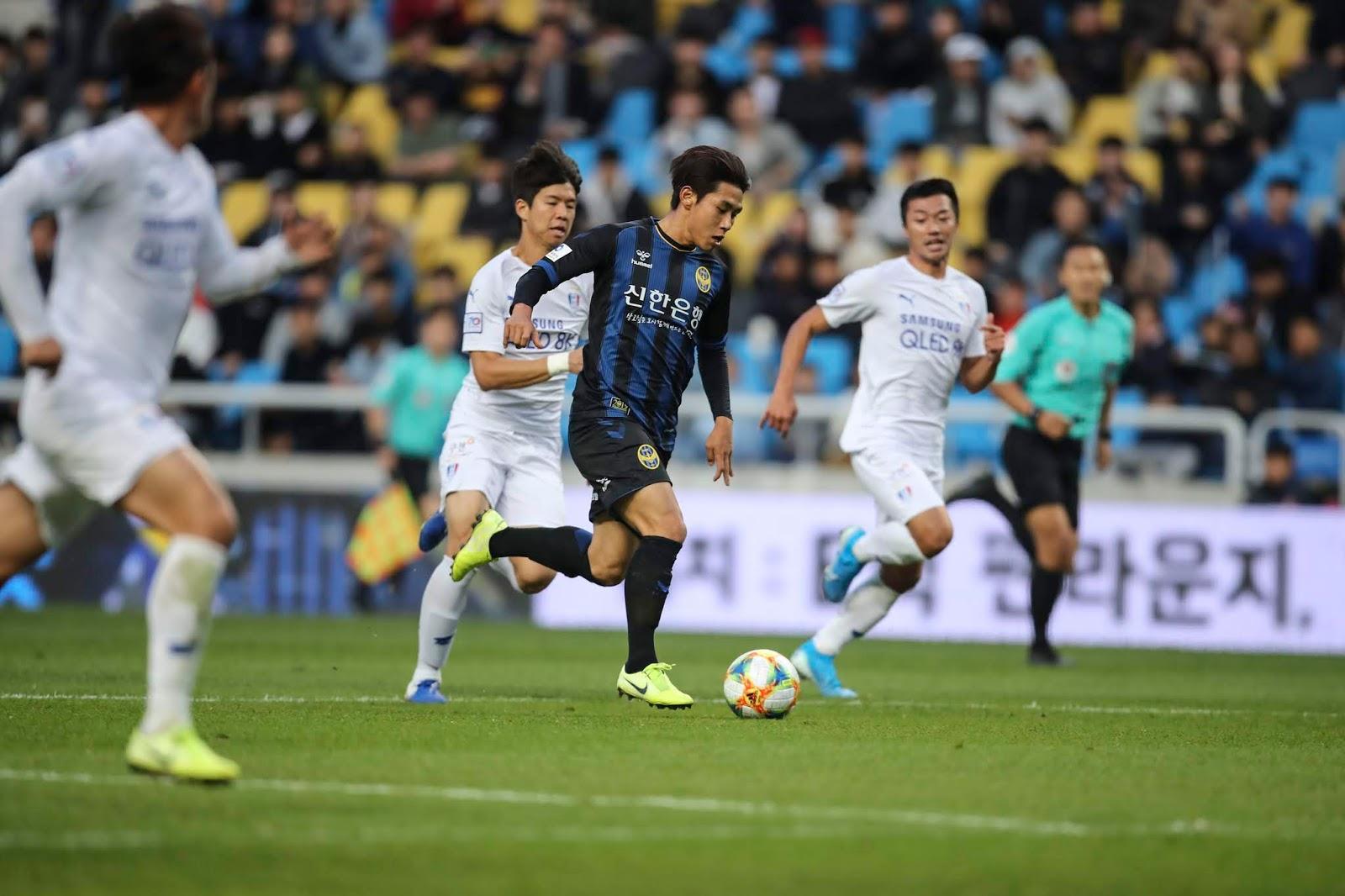 Myung Joon-jae vs Suwon 10.27.19