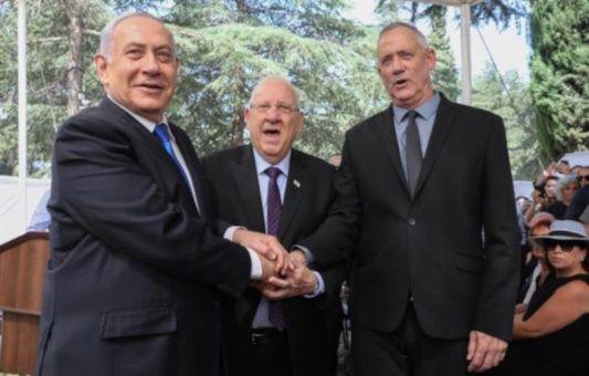 Netanyahu hace un último intento para formar gobierno de unidad