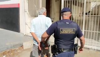 GCM de Salto detém idoso por estuprar menor em banheiro