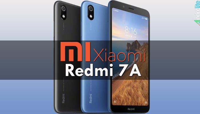 Harga Xiaomi Redmi 7A, Spesifikasi Lengkap Indonesia
