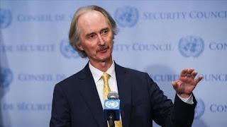 المبعوث الأممي إلى سوريا: روسيا ضالعة في الأعمال القتالية بإدلب