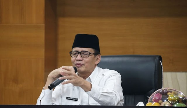 Gubernur WH Ajak Warga Banten Sukseskan Sensus Penduduk 2020