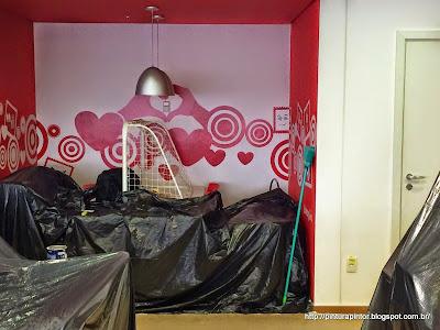 pintor de escritórios são paulo