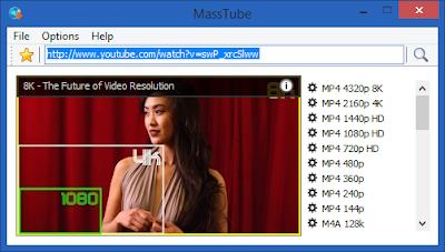 Screenshot MassTube Plus 12.9.7.345 Full Version