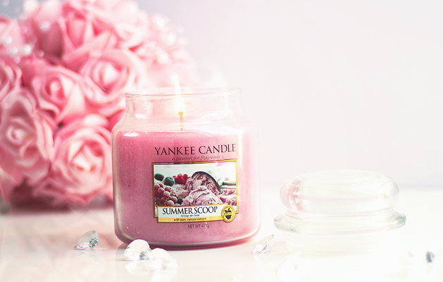 avis summer scoop yankee candle, blog bougie, blog beauté, blog parfum