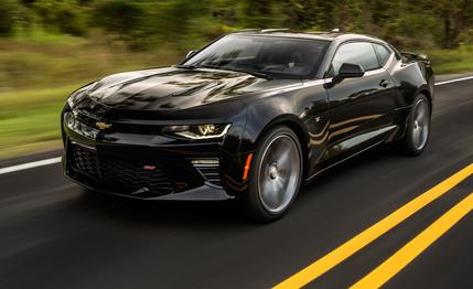 West Chevrolet | Tennessee Chevy News: 2017 Camaro 1LE ...