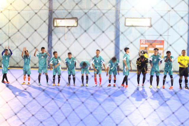 AKSIOMA Futsal MAN 2 Ponorogo 2016