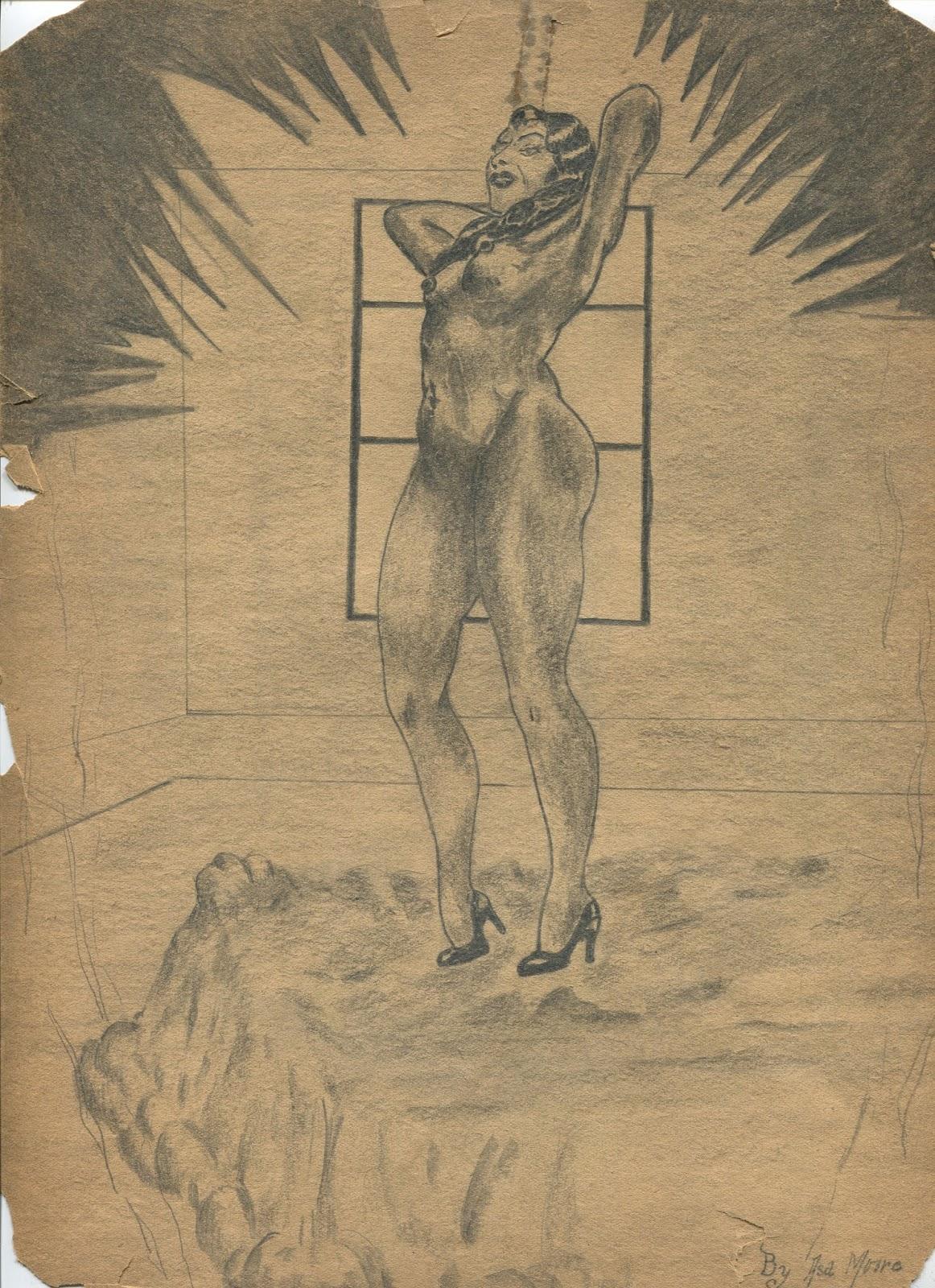 Sexualität erotische Kunst rauchende