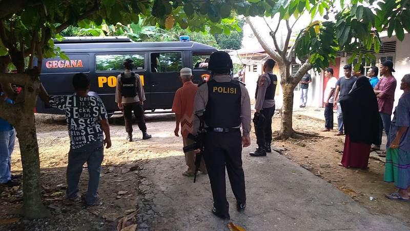 Bawa KK Orang Lain, Berikut Proses Penangkapan Terduga 3 Teroris di Kampar