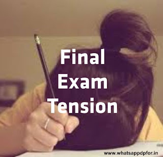 final-exam-dp-for-whatsapp, whatsapp-dp-for-final-exam, exam-tension-dp