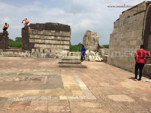 Information about mahmud khilji's Tomb Mandu
