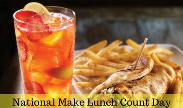 National Make Lunch Count Day Wishes