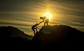 How to start climbing