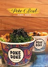 Fresh Poke Bowl from Poke Doke, Millenia Walk