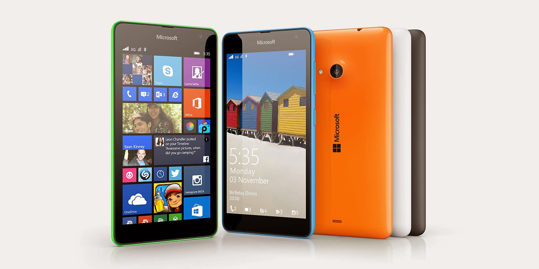 Harga dan Spesifikasi Microsoft Lumia 535 Terbaru