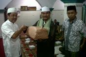 """Djaharuddin : """"Pendiri Masjid Jami Tambora ini Adalah Buyut Saya"""""""
