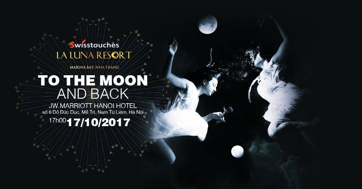 Sự kiện mở bán dự án Swisstouches La Luna Resort