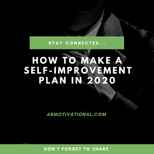 How-To-Make-A-Self-Improvement-Plan